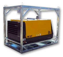 Offshore Air Compressor